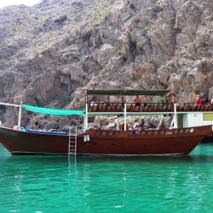 Fujairah: 1 or 2 Nights with Breakfast and Dhow Cruise at V Hotel Fujairah - Dubaisavers