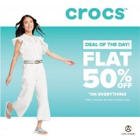 DSS Deal of the Day at Crocs! - Dubaisavers
