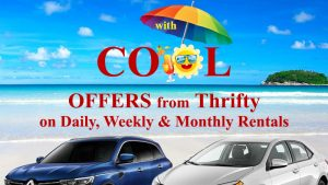 Thrifty Car Rental offers - Dubaisavers