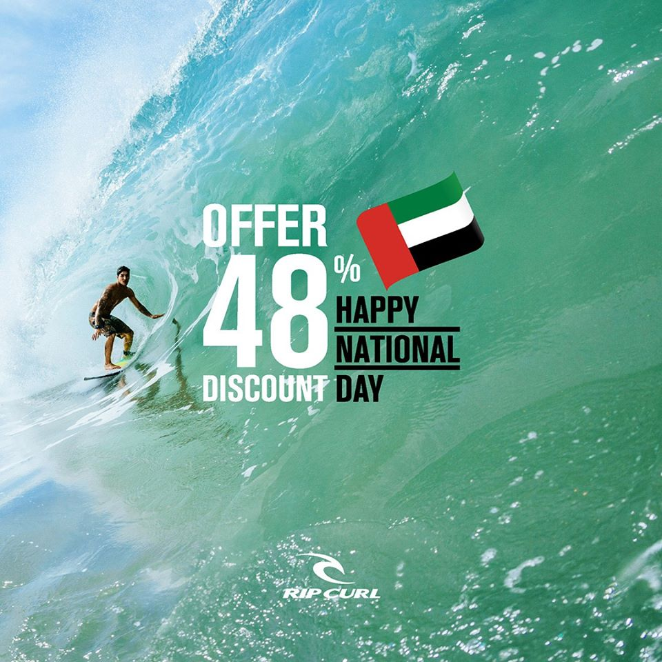 Rip Curl National Day offers - Dubaisavers