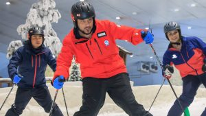 Ski Dubai Private Lessons offer - Dubaisavers