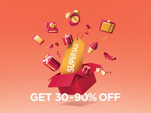 Super Sale Promotions at City Centre Deira - Dubaisavers