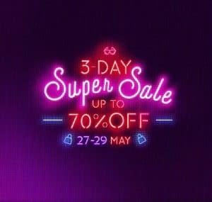 Super Sale discount offers at City Walk - Dubaisavers