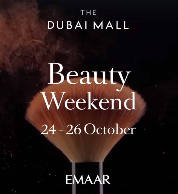 Beauty Weekend at Dubai Mall - Dubaisavers