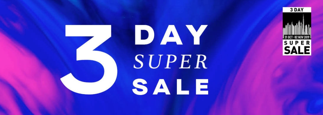 3 Day Super Sale at Dubai Mall - Dubaisavers