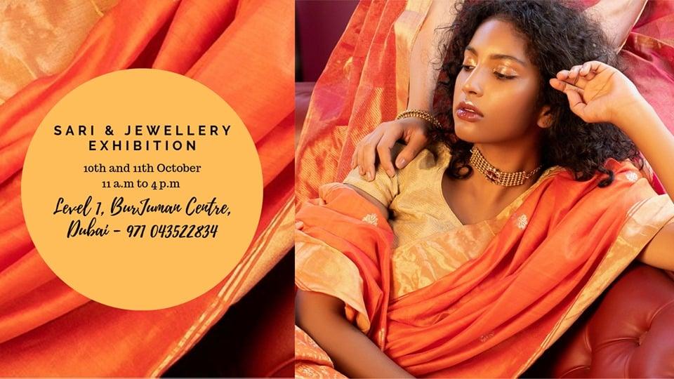 Fabindia Sari and Jewellery Exhibition - Dubaisavers