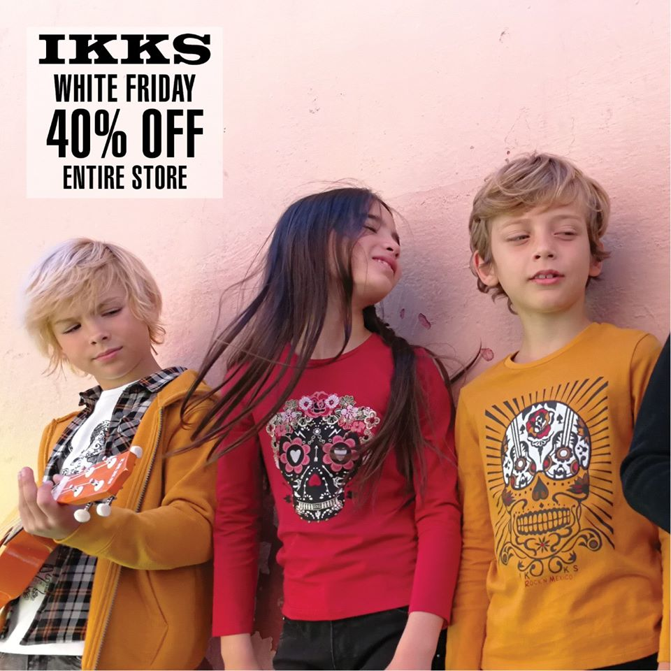 Ikks White Friday Sale - Dubaisavers