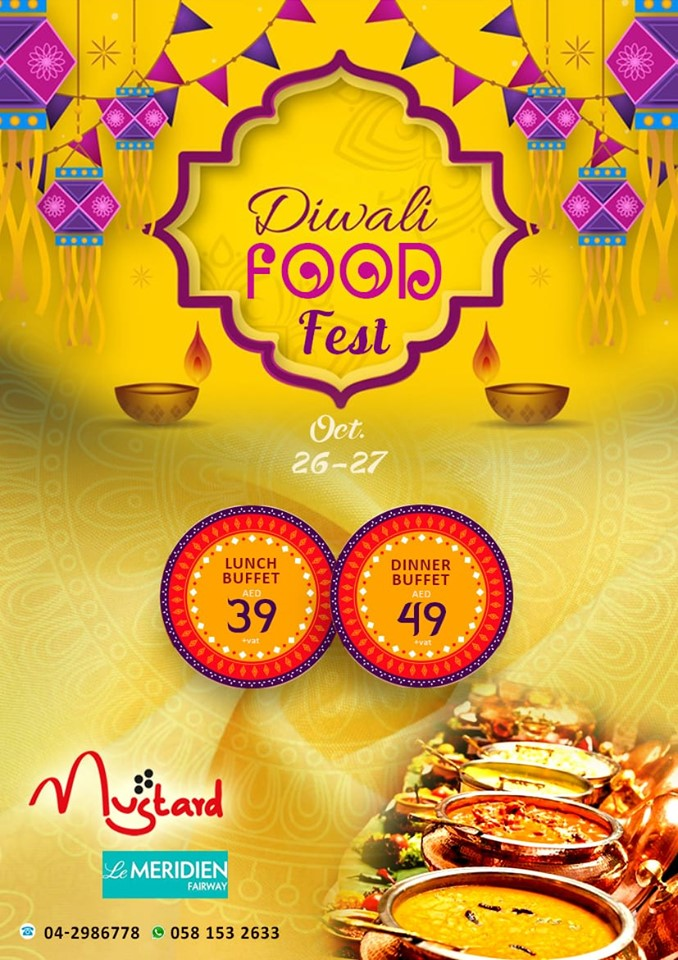 Diwali dining deals - Dubaisavers