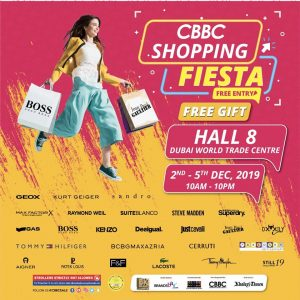 CBBC Shopping Fiesta - Dubaisavers