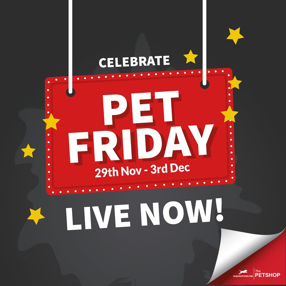 Pet Friday Sale at The Petshop - Dubaisavers