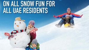Ski Dubai UAE Resident's offer - Dubaisavers
