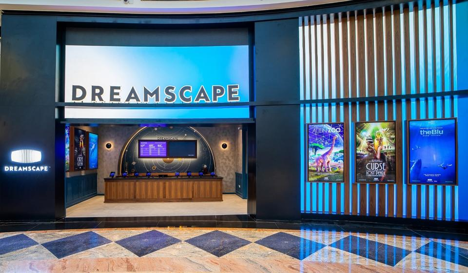 Dreamscape VR opens at Mall of the Emirates - Dubaisavers