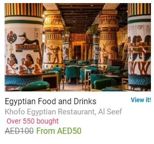 Groupon Mystery Sale - Dubaisavers