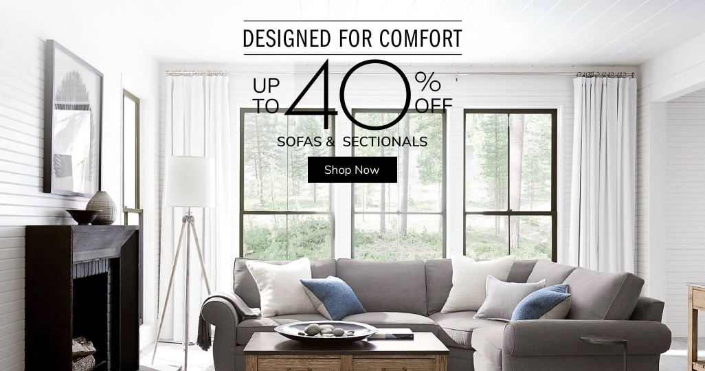 Up to 75% off at the Pottery Barn End of Season Sale - Dubaisavers