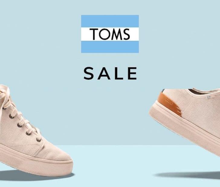 Toms DSF Sale - Dubaisavers