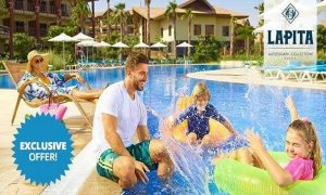 Lapita Hotel Weekday or Weekend Pool Access - Dubaisavers