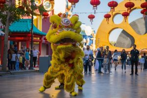 Chinese New Year Cultural extravaganza at MOTIONGATE Dubai Theme Park - Dubaisavers