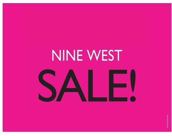 Nine West Part Sale - Dubaisavers