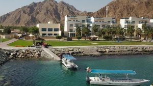 One-Night Stay for 2 or 4 with Option for Breakfast at Radisson Blu Resort Fujairah - Dubaisavers