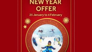 Ski Dubai Chinese New Year offer - Dubaisavers
