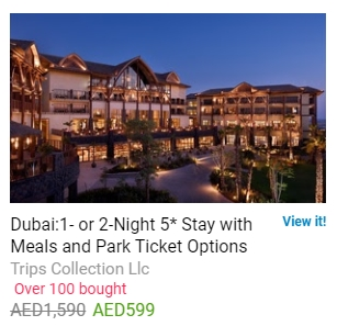 Groupon Hot selling deals - Dubaisavers