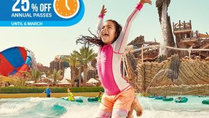 Yas Waterworld Annual Pass Flash Sale - Dubaisavers
