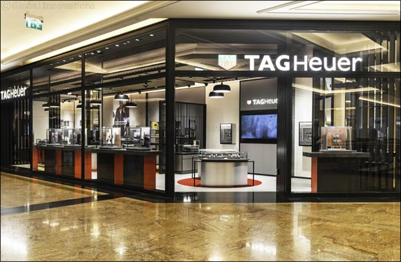 Tag Heuer Opens Boutique at Mall of the Emirates - Dubaisavers