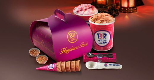 Baskin Robbins Happiness Pack Ramadan offers - Dubaisavers