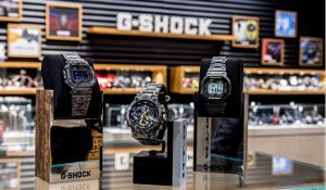 CASIO opens largest G-SHOCK Store in Dubai Mall - Dubaisavers