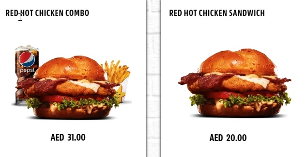 Hardees All in New deals - Dubaisavers