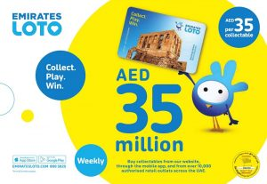 Emirates Loto, the region's first digital Loto is launched in UAE - Dubaisavers
