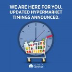 Carrefour announces new timings - Dubaisavers
