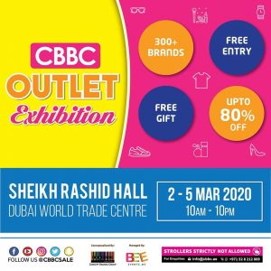 CBBC Outlet Exhibition is on! - Dubaisavers