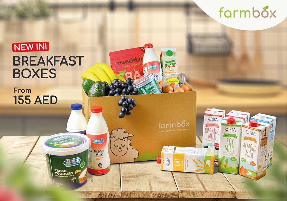 Farmbox Promotion - Dubaisavers