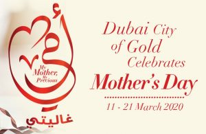 Dubai Gold & Jewellery Group celebrates Mother's day - Dubaisavers