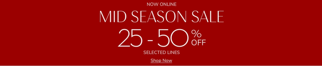 Pottery Barn Mid Season Sale - Dubaisavers