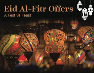 Eid offers from Restaurants across Dubai - Dubaisavers