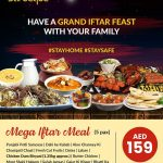 Grand Barbeque Restaurant Grand Iftar Offer - Dubaisavers