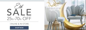 Home Centre Eid Sale - Dubaisavers