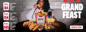 KFC's Grand Feast Promotion - Dubaisavers