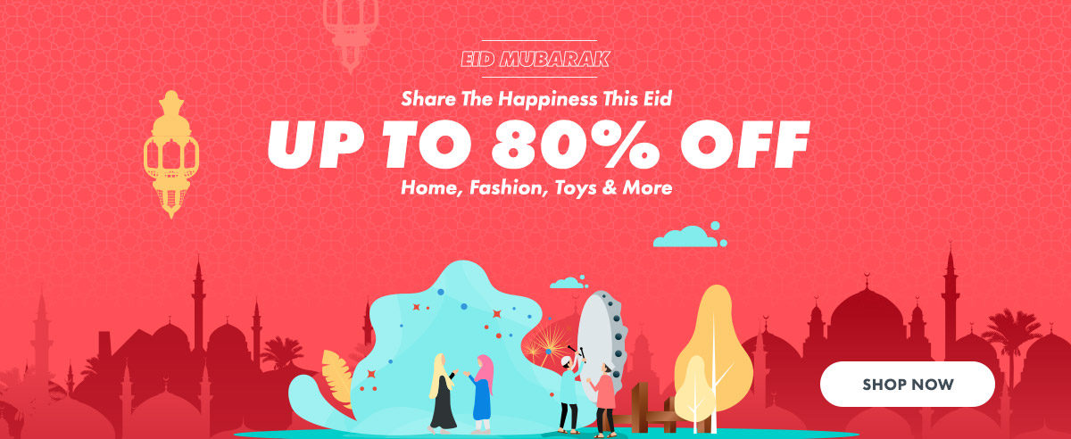 Sprii Eid Promotion with EXTRA discounts - Dubaisavers