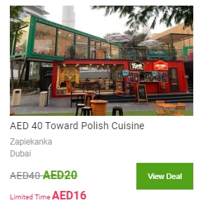 Groupon Pay day Savings - Dubaisavers