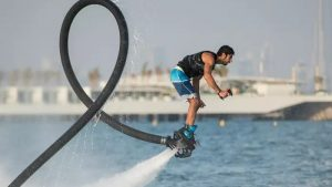 Flyboarding Experience from Seabreacher Water Sports Training Services - Dubaisavers