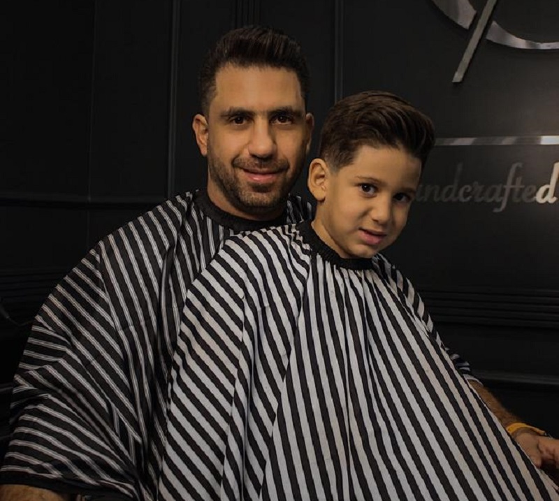 CG Barbershop celebrates Father's day Special with Complimentary offers! - Dubaisavers