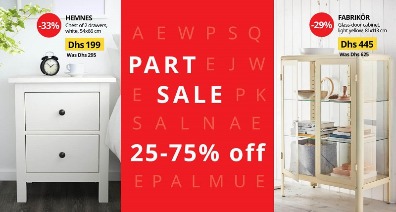 IKEA Part Sale - Dubaisavers