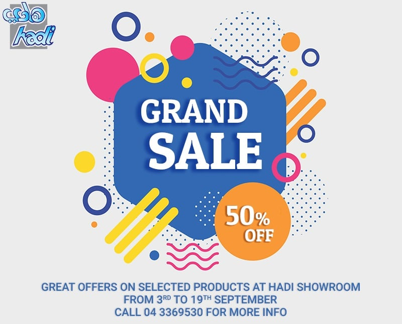 Hadi Enterprises Grand Sale - Dubaisavers