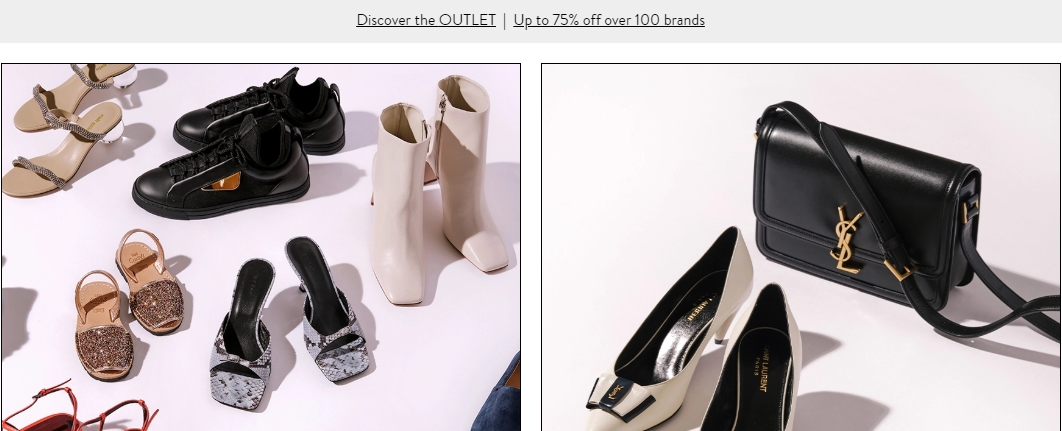 Up to 75% OFF at Level Shoes Outlet Sale - Dubaisavers