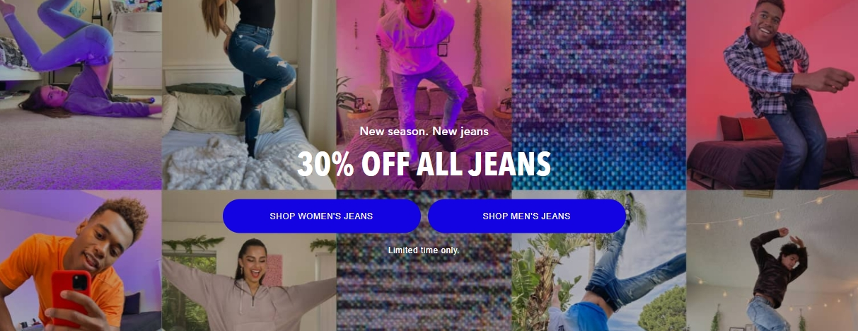 American Eagle Outfitters Special offers - Dubaisavers