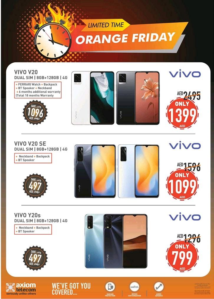 Axiom Orange Friday Sale - Dubaisavers