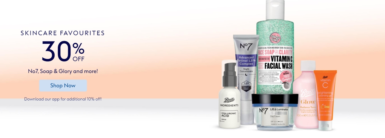 Boots Special offer - Dubaisavers